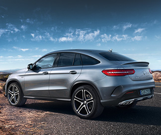 Oferta Mercedes GLE 350 d Coupé con Mercedes-Benz Alternative